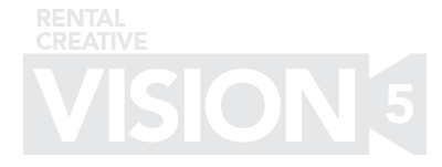 VISION5 – Creative | Cine Rental